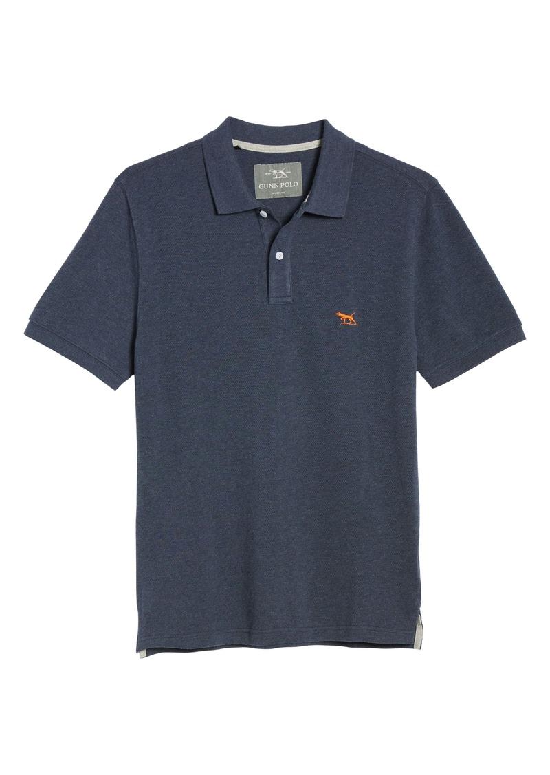 Rodd & Gunn 'The Gunn' Piqué Sports Fit Cotton Polo