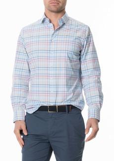 Rodd & Gunn Wiltshire Check Regular Fit Button-Up Shirt