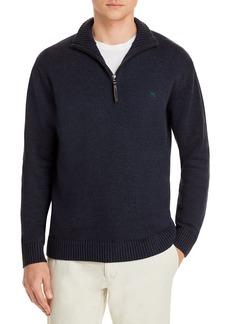 Rodd & Gunn Rodd and Gunn Merrick Bay Quarter-Zip Sweater