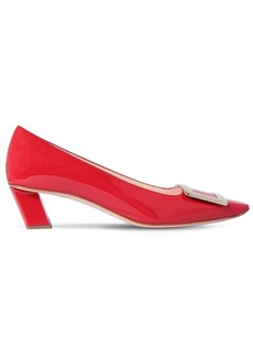 Roger Vivier 45mm Belle Vivier Patent Leather Pumps