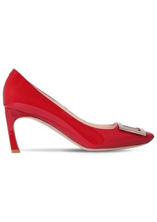 Roger Vivier 70mm Trompette Patent Leather Pumps