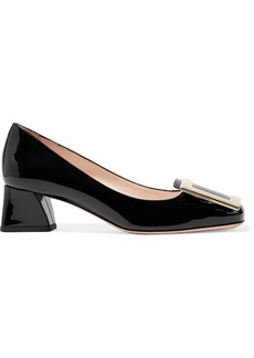 Roger Vivier Belle De Jour Patent-leather Pumps