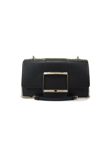 8e272264cf99 Roger Vivier Roger Vivier Viv  Micro Knots Fringes Shoulder Bag