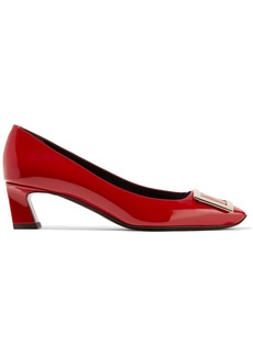 Roger Vivier Decollete Trompette Patent-leather Pumps