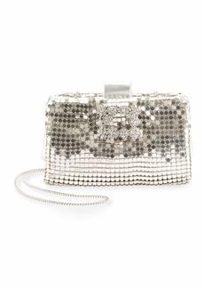Roger Vivier Cotte de Maille Soft Clutch Bag