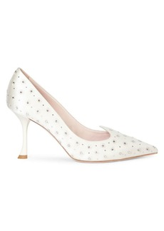 Roger Vivier I Love Vivier Mini Stars High-Heel Pumps