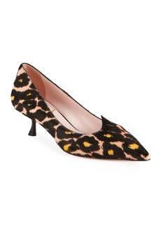 Roger Vivier I Love Vivier Piping Pumps