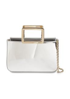 Roger Vivier Joie De Vivier Mini Mirrored Leather Bag