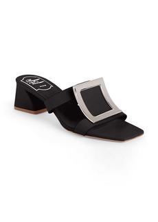 Roger Vivier Bikiviv Slide Sandal (Women)