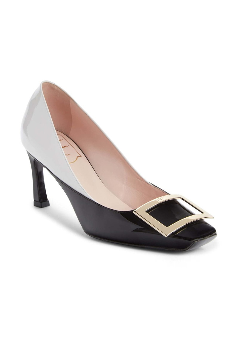 Roger Vivier Trompette Colorblock Pump (Women)