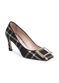 Roger Vivier Trompette Tweed Pump (Women)