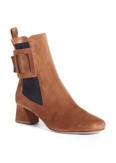 Roger Vivier Très Vivier Buckle Chelsea Boot (Women)
