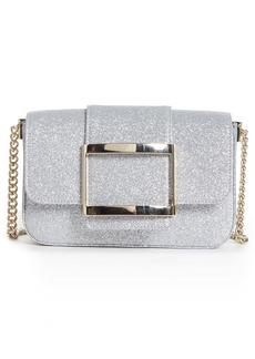 Roger Vivier Très Vivier Glitter Crossbody Bag