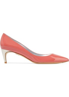 Roger Vivier Woman Decollete Sexy Patent-leather Pumps Pink