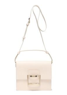 Roger Vivier Woman Leather Shoulder Bag Ivory