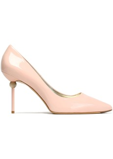 Roger Vivier Woman Sphere 95 Patent-leather Pumps Pastel Pink