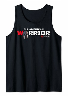 Armed Forces Rogue Military Soldier Warrior Army Rebel Gym Tank Top