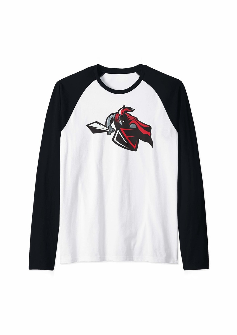 Armed Forces Rogue Military Soldier Warrior Army Spartan Raglan Baseball Tee
