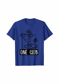 Rogue Golf T-shirt Hole In One Club LMITED EDITION