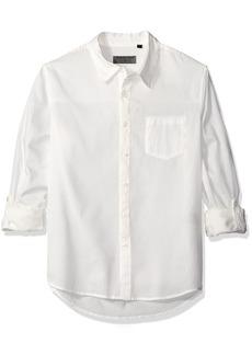 ROGUE Men's Button Up Woven Shirt