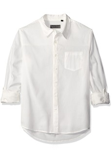 ROGUE Men's Button Up Woven Shirt