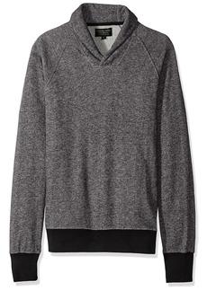 Rogue Men's Marled Shawl Neck Sweater