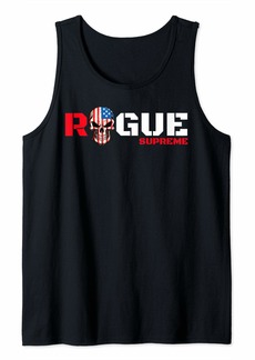 Armed Forces Rogue Warrior Military Army Soldier Tough Guy Tank Top