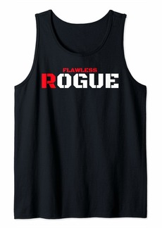 Rogue Warrior Military Armed Forces Army Soldier Gym Bad Boy Tank Top