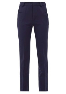 Roland Mouret Lacerta tailored crepe trousers
