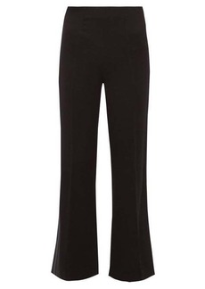 Roland Mouret Madison stretch-crepe trousers