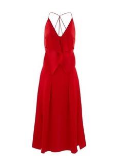 Roland Mouret Tolima sleeveless dress