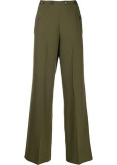 Roland Mouret wide leg trousers