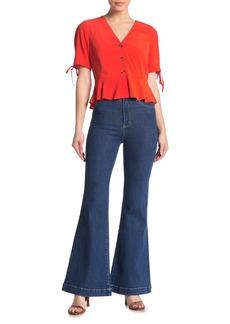 Rolla's East Coast Flare Leg Jeans
