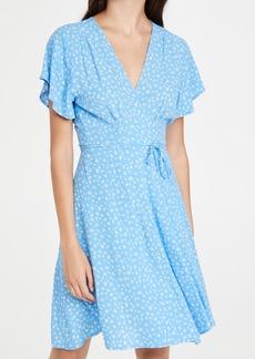 Rolla's Fleur Little Daisy Wrap Dress