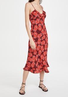 Rolla's Shelley Datura Slip Dress