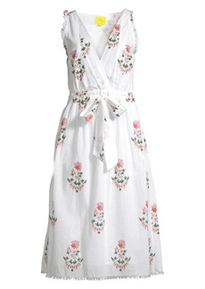 Roller Rabbit Arelle Maddie Sleeveless Floral Dress