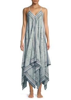 Roller Rabbit Dihn Cotton Scarf Dress
