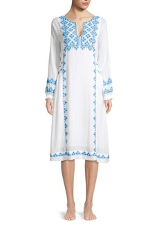 Roller Rabbit Kate Embroidered Dress