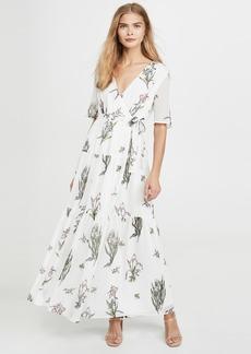 Roller Rabbit Condessa Bouquet Gertrude Dress