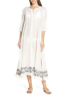Roller Rabbit Jamdani Anu Cover-Up Dress