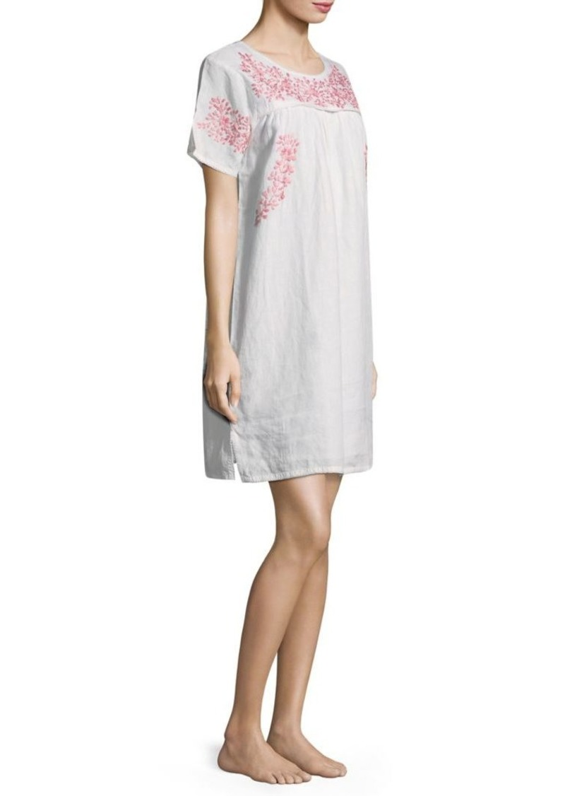 7cbd50e15e SALE! Roller Rabbit Vivian Embroidered Linen Dress