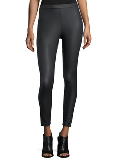 Romeo & Juliet Couture Ankle-Length Elastic-Waist Leggings