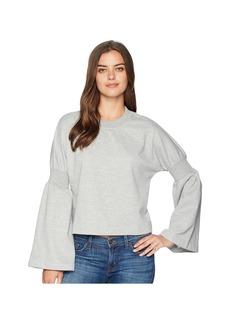 Romeo & Juliet Couture Bell Sleeve Sweatshirt