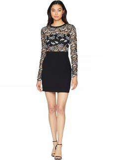 Romeo & Juliet Couture Crochet Lace Dress