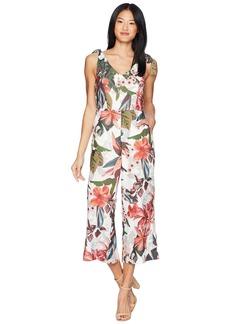 Romeo & Juliet Couture Floral Jumpsuit