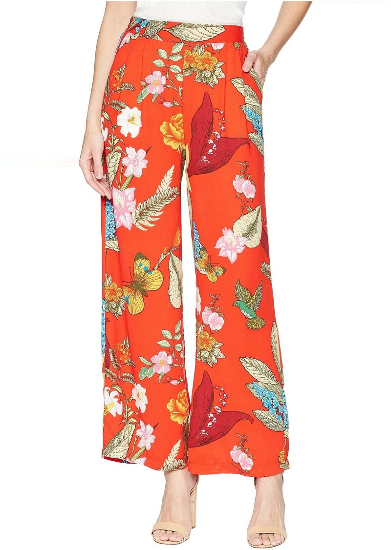 f739c73594 Romeo & Juliet Couture Floral Printed Wide Pants | Casual Pants
