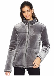 Romeo & Juliet Couture High Neck Puffer Jacket