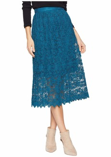 Romeo & Juliet Couture Lace Midi Dress