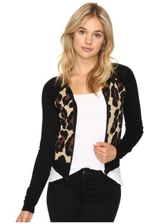 Romeo & Juliet Couture Leopard Jacket