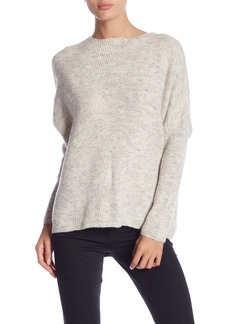 Romeo & Juliet Couture Long Dolman Sleeve Knit Sweater